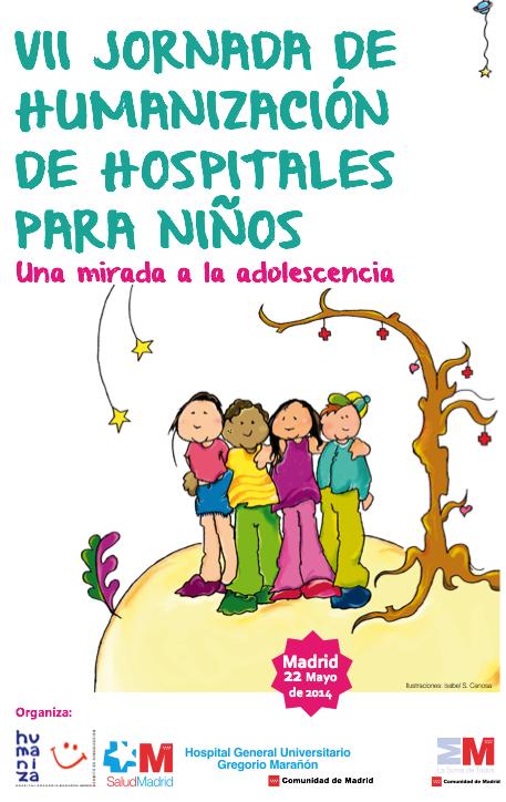 Teresa Perales. El Gregorio Marañón celebra la VII Jornada de Humanización de Hospitales para Niños
