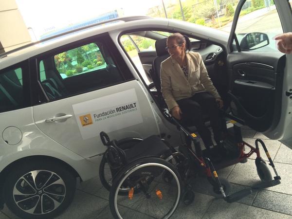 Renault España 1 con Teresa Perales