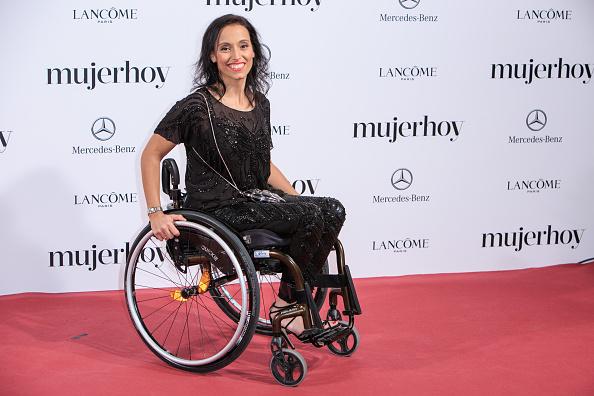 Teresa Perales. Fotografía Pablo Cuadra.
